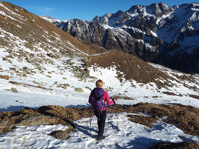 Bergtour Portlesspitz