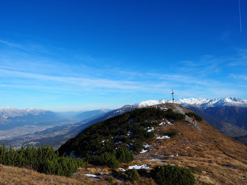 Bergtour Telfes im Stubai - Jochkreuz