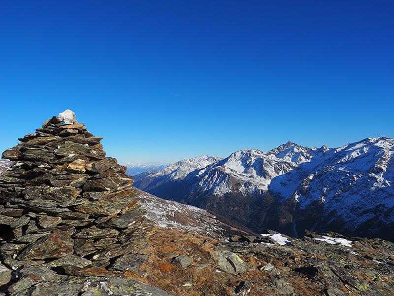 Vertainen - Gipfel