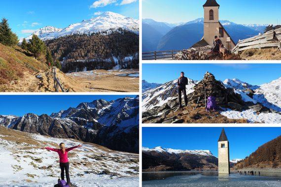 Winterwandern Vinschgau