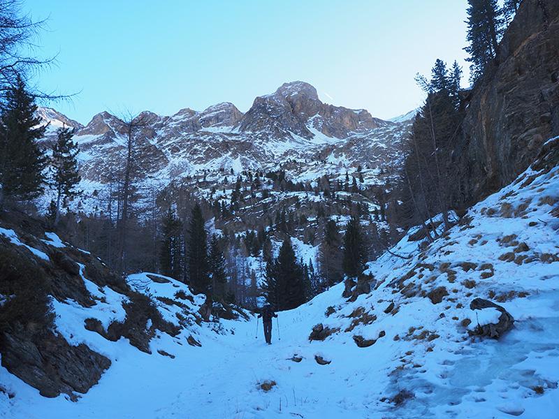 Winterwandern Zufallhütte