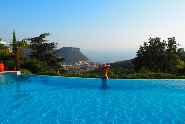 Hotel Madrigale The Panoramic Resort - Pool mit Blick