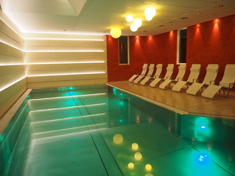 Hotel zum Mohren, Reutte - Indoorpool