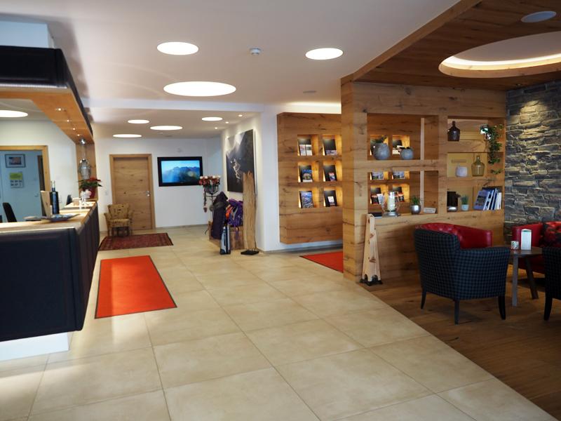 Hotel zum Mohren, Reutte - Rezeption