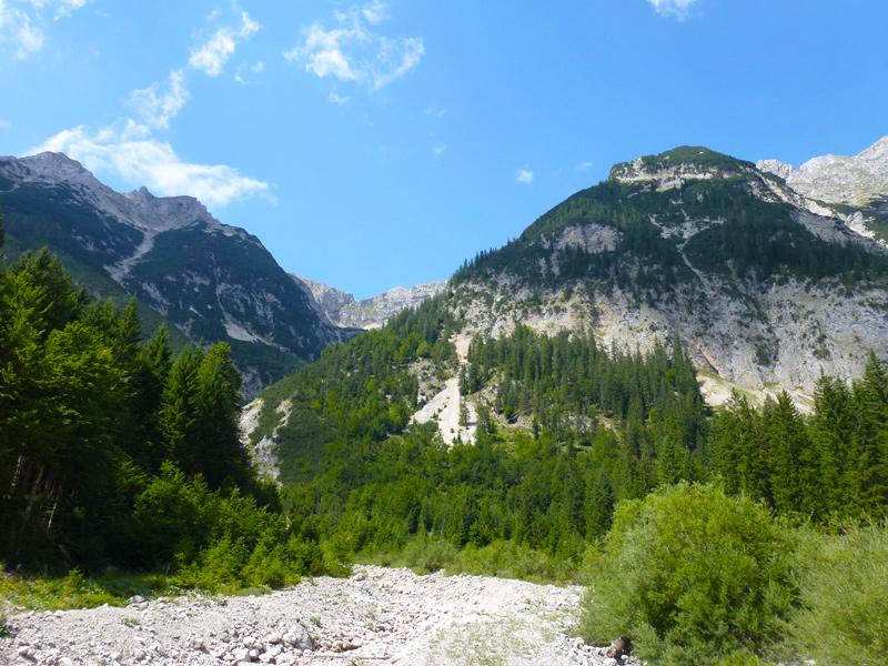 Karwendel im Sommer