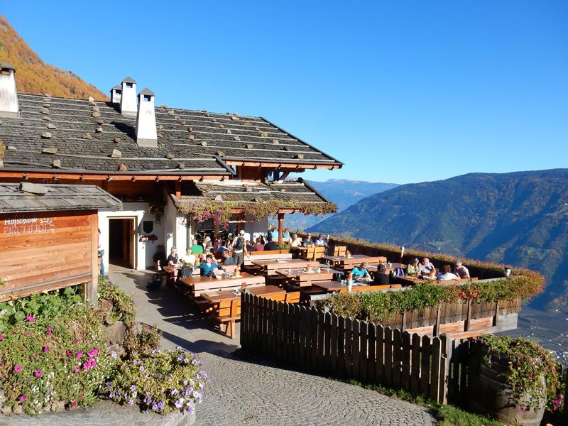 Meraner Höhenweg - Pirchhof