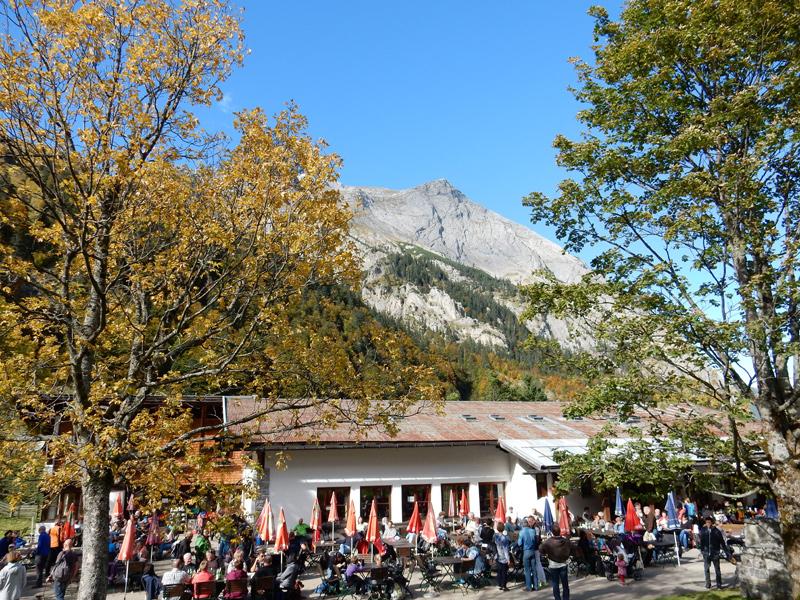 Almdorf Eng - Karwendel