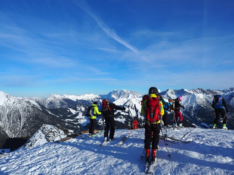 Galtjoch - Lechtaler Alpen