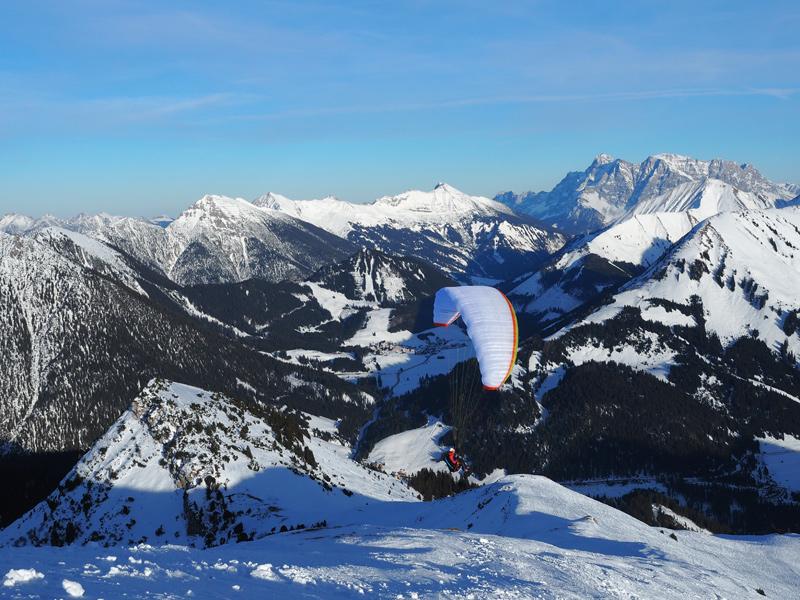 Galtjoch Paragliding