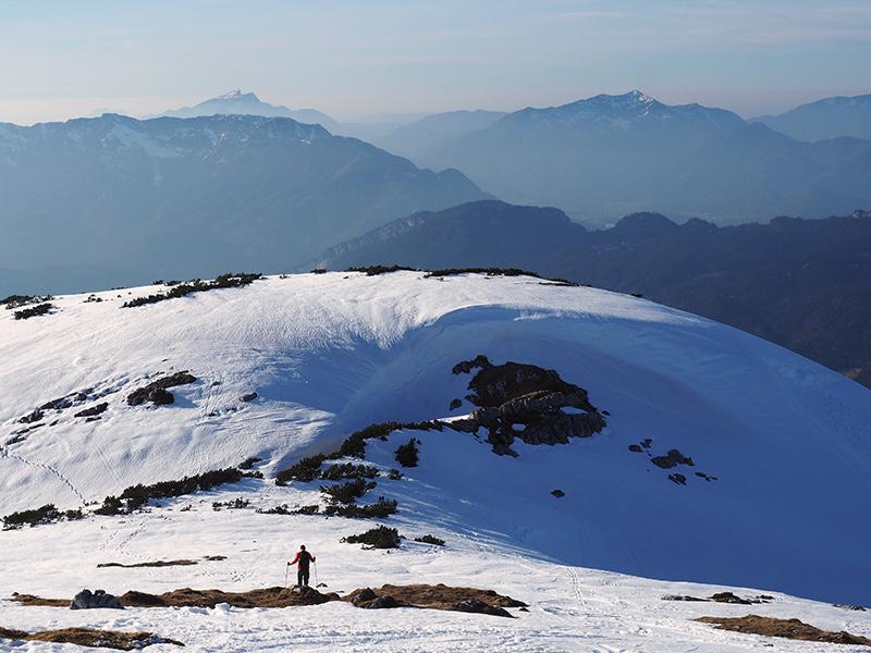 Hoher Sarstein - Abstieg