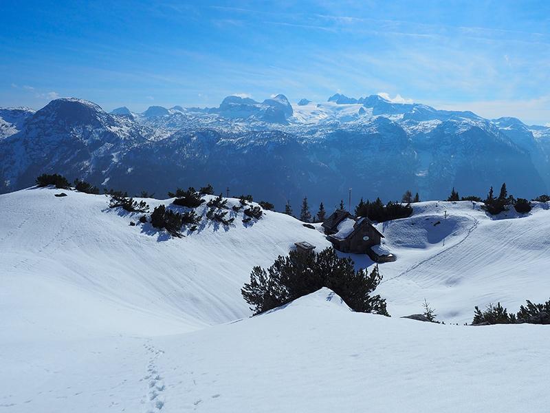 winterwandern Sarsteinerhütte