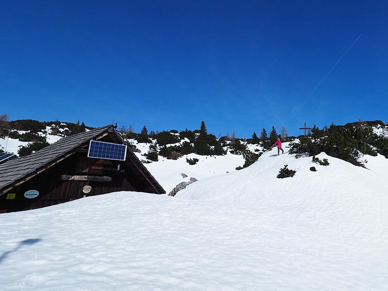 Winterwandern Sarsteinerhüttte