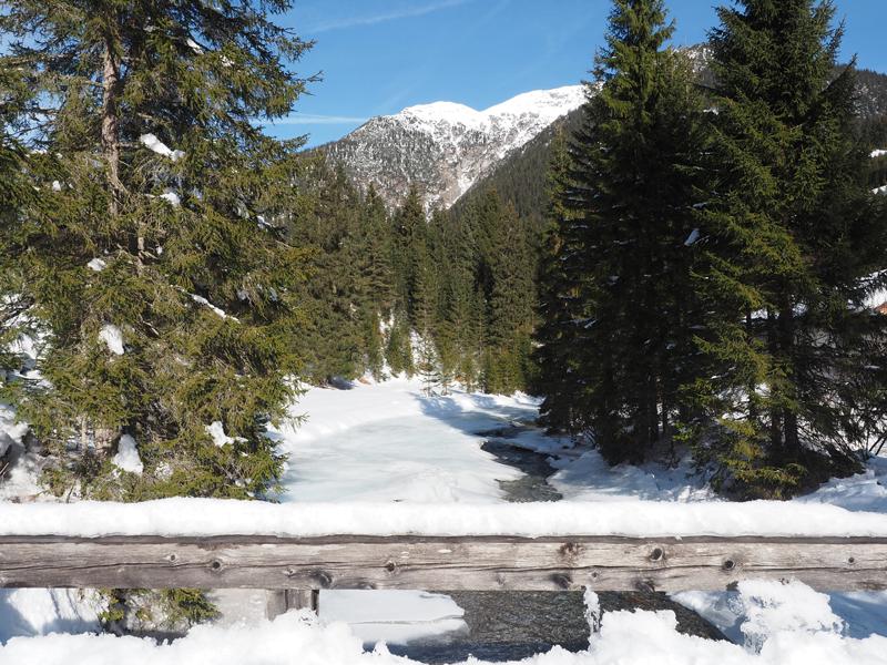 Winterwanderung Rinnen - Galtjoch