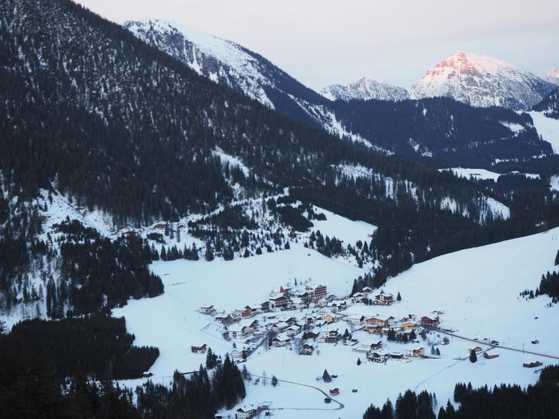 Rinnen - Lechtal