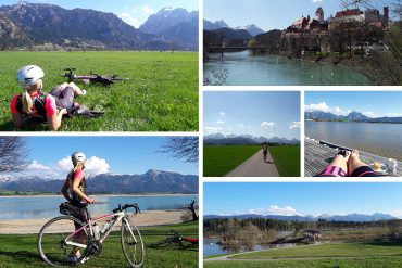 Rennradtour Allgäuer Königswinkel