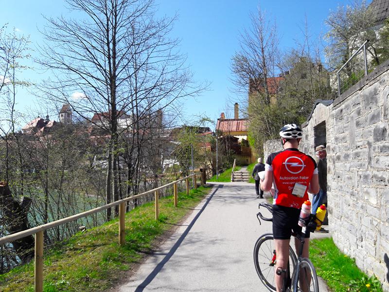 Rennradtour Füssen