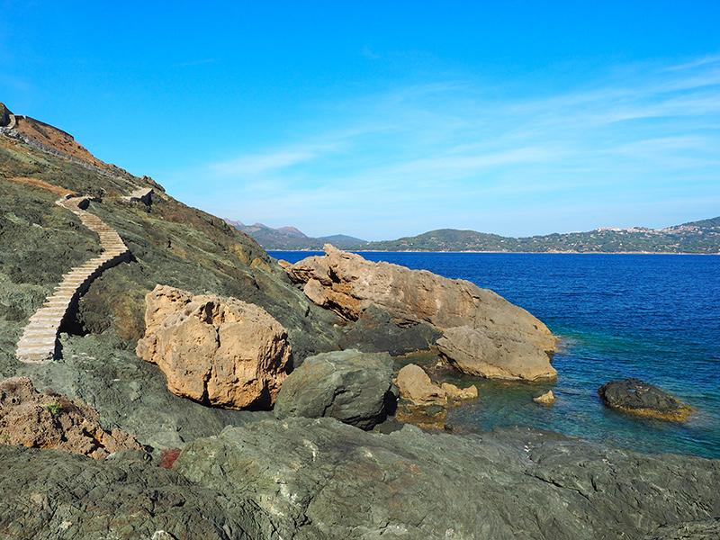 Elba - Halbinsel Stella