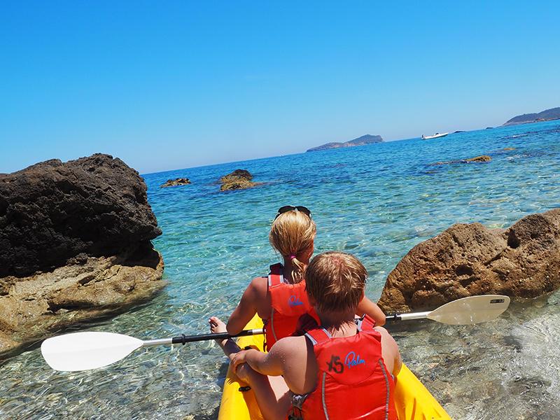 Ibiza Bootsfahrt