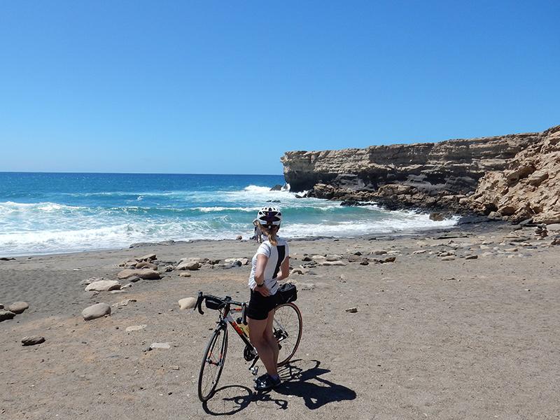 Fuerteventura Rennradfahren