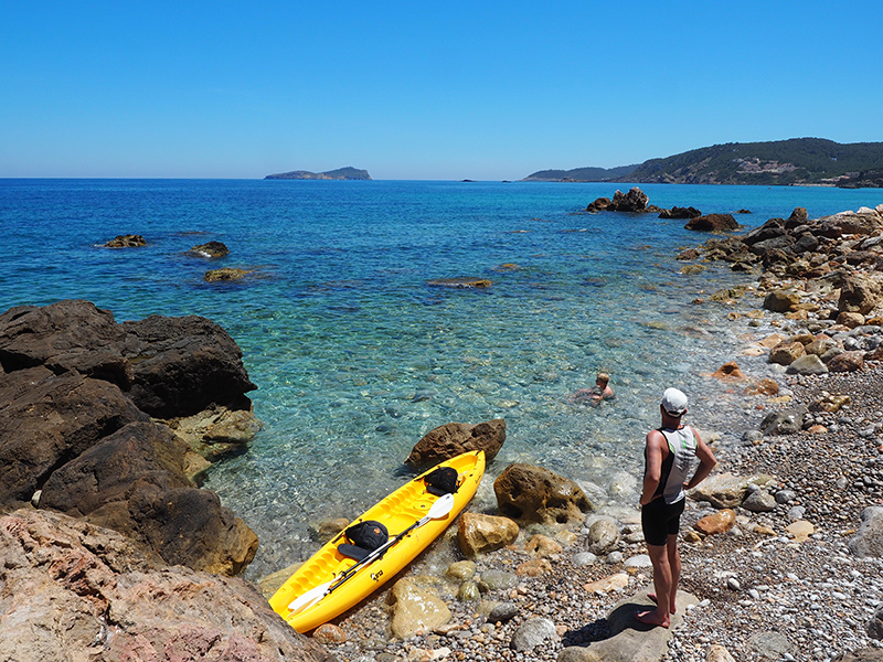 Ibiza Bootsfahrt - Es Figueral