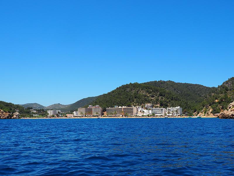 Ibiza Bootsfahrt - Cala San Vicente