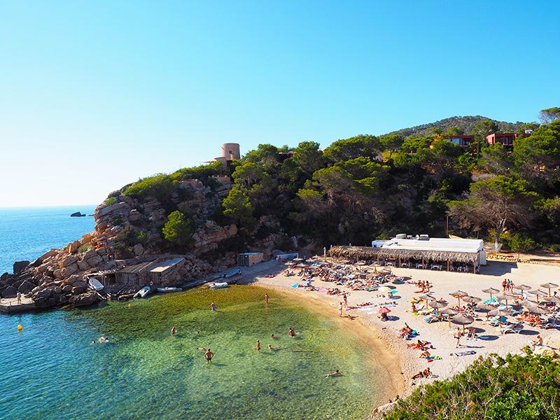 Ibiza - Cala Benirras