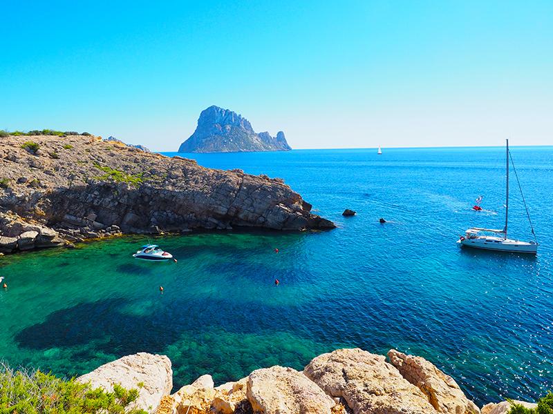 Ibiza - Cala Carbo Aussichtspunkt