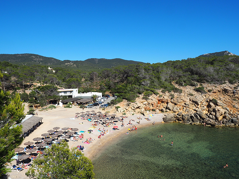 Ibiza - Cala Carbo