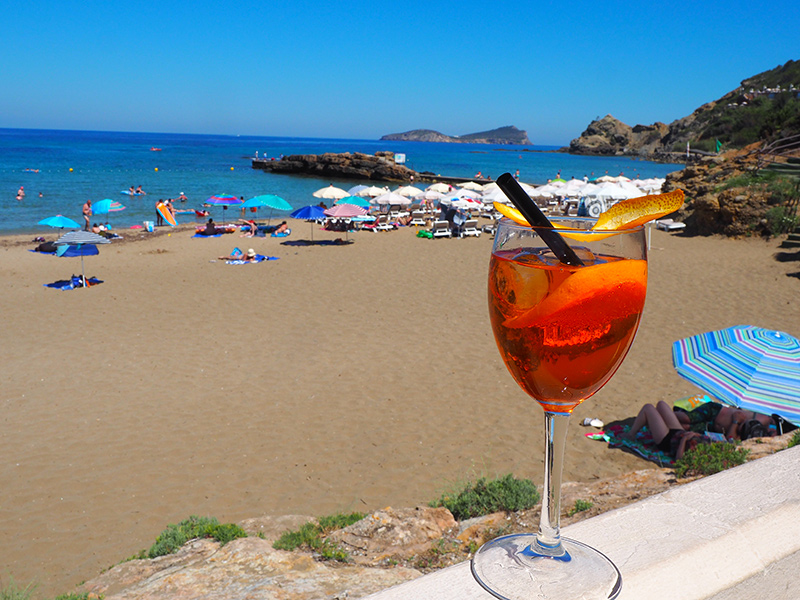 Ibiza - Es Figueral Strand