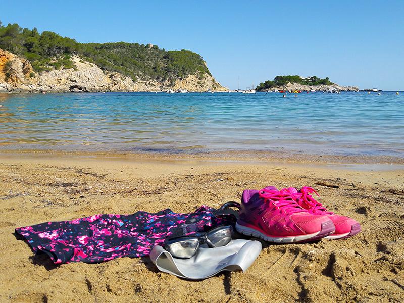 Ibiza Laufen