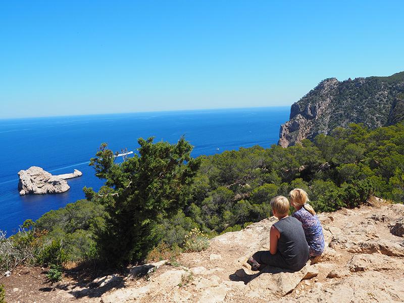 Ibiza Norden - Aussichtspunkt