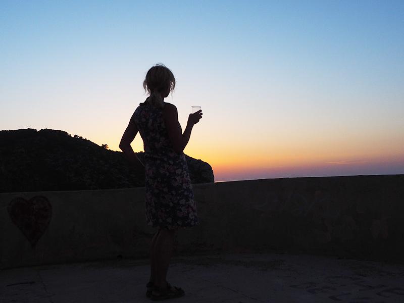 Ibiza -Torre des Molar
