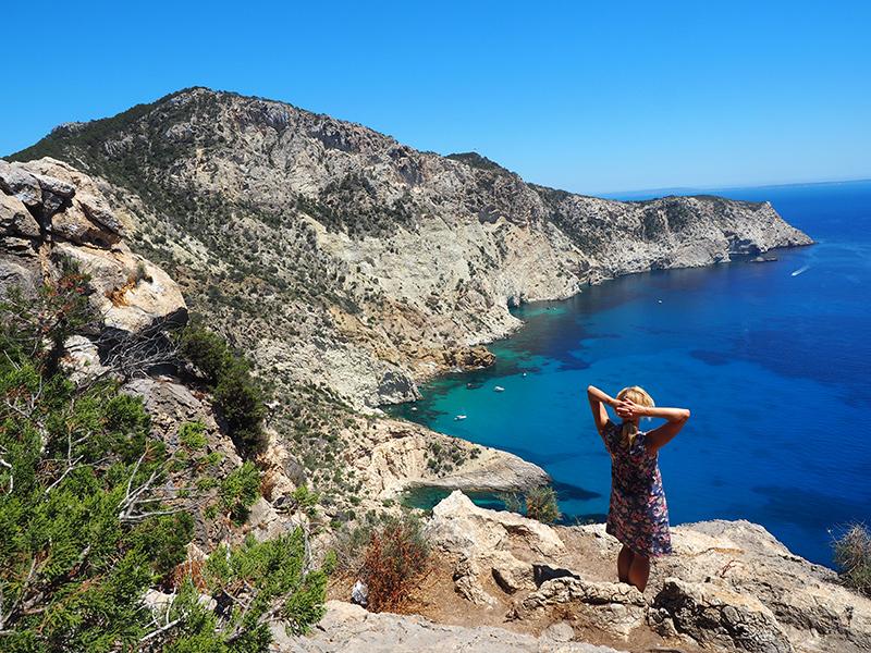 Ibiza - Torre des Savinar Aussichtspunkt