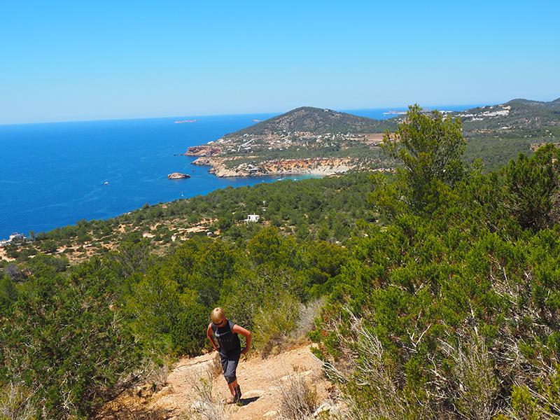 Ibiza Wandern - Torre des Savinar