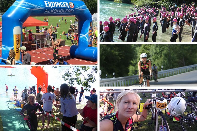 Triathlon Karlsfeld 2017