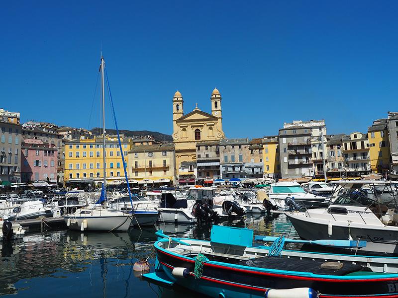Korsika, Bastia - Altstadt