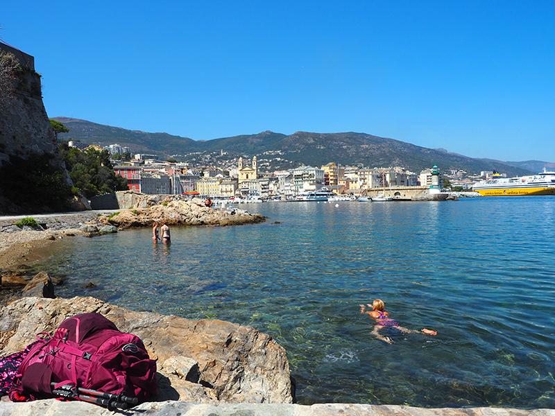 Korsika, Bastia - Baden