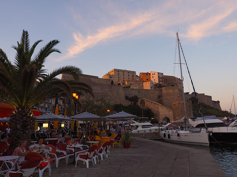 Korsika, Calvi - Zitadelle