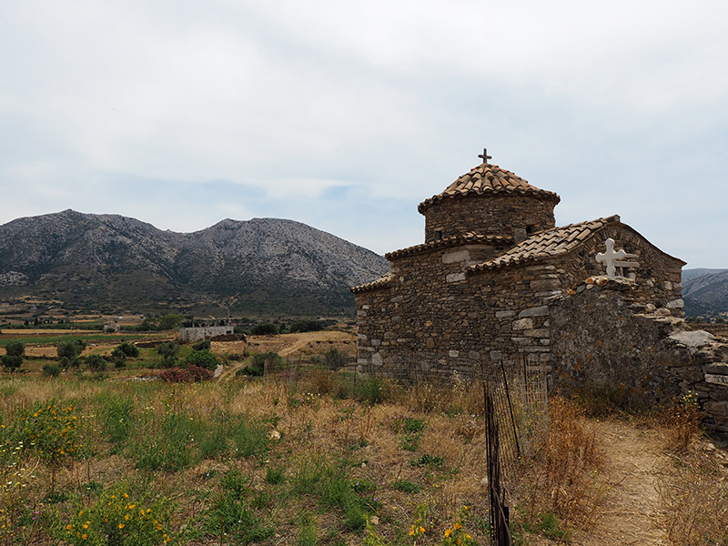 Agios Nikolaos - Naxos