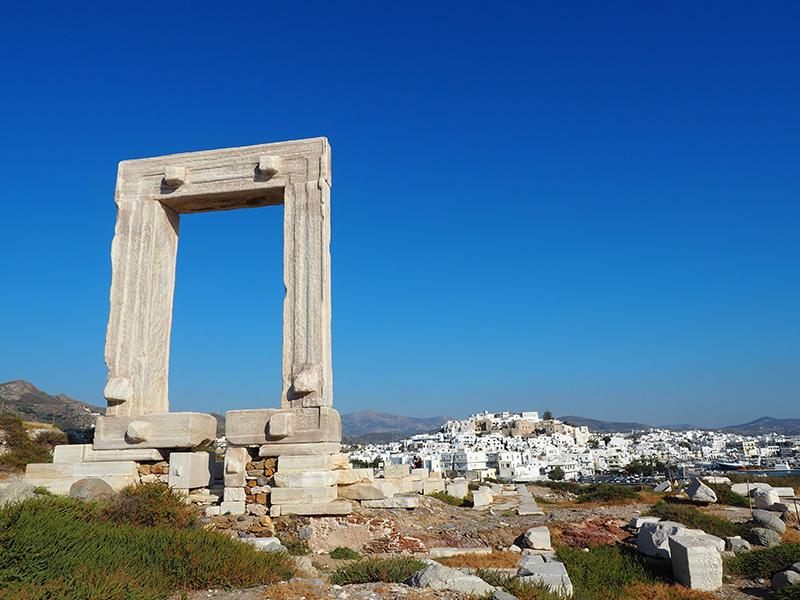 Portara von Chora - Naxos