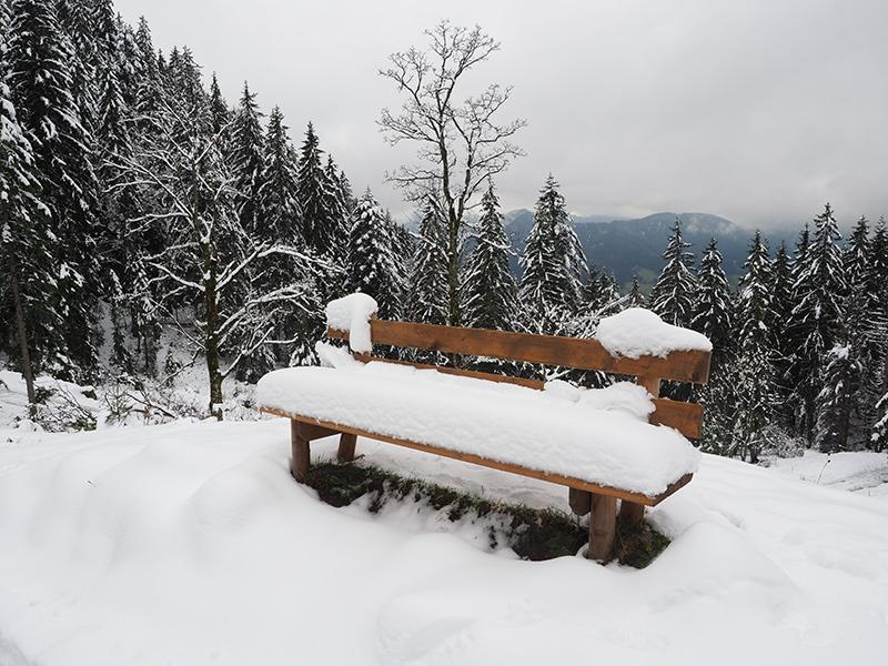 Winterwandern Breitenstein