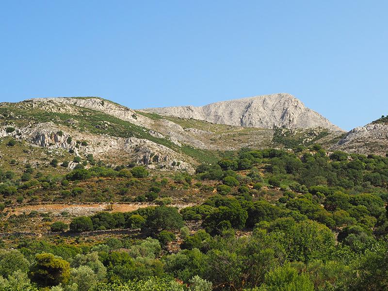 Mount Zas - Naxos