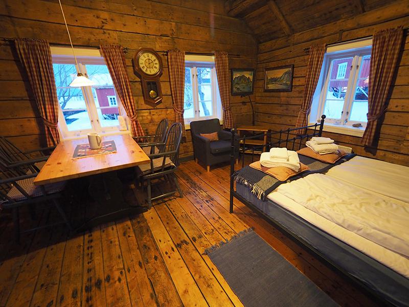 Lofoten - Hotel Reine Rorbuer