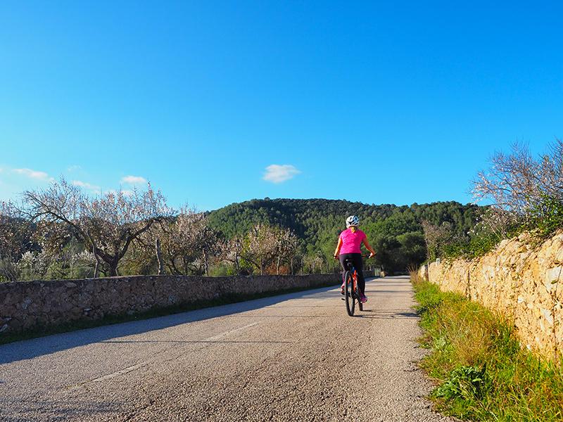 Mallorca - Arta, Radfahren