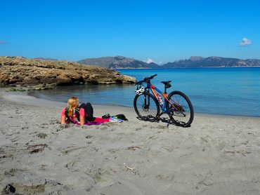 Mallorca - Strand Playa de San Pere
