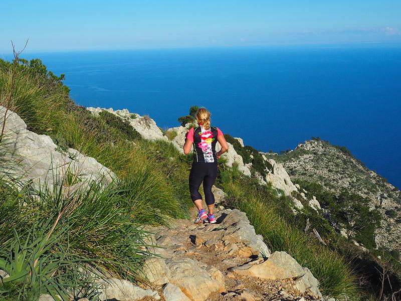 Mallorca - Talaia d 'Alcudia, Trailrunning
