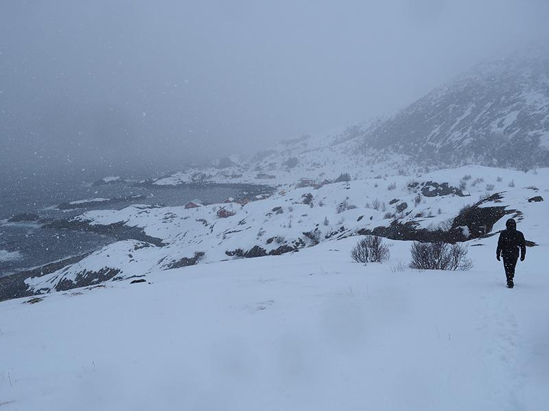 Lofoten - Austre Nesland, WandernLofoten - Austre Nesland, Wandern