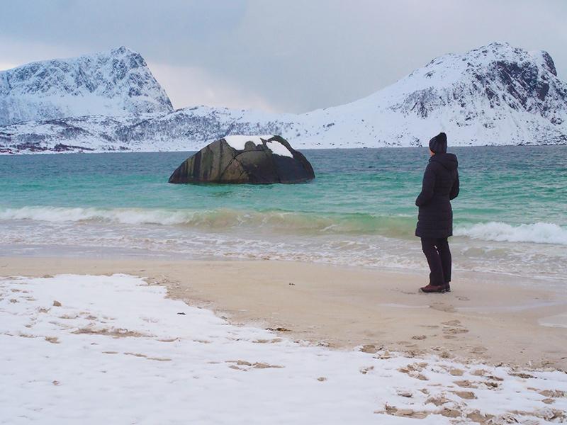 Lofoten - Haukland Beach