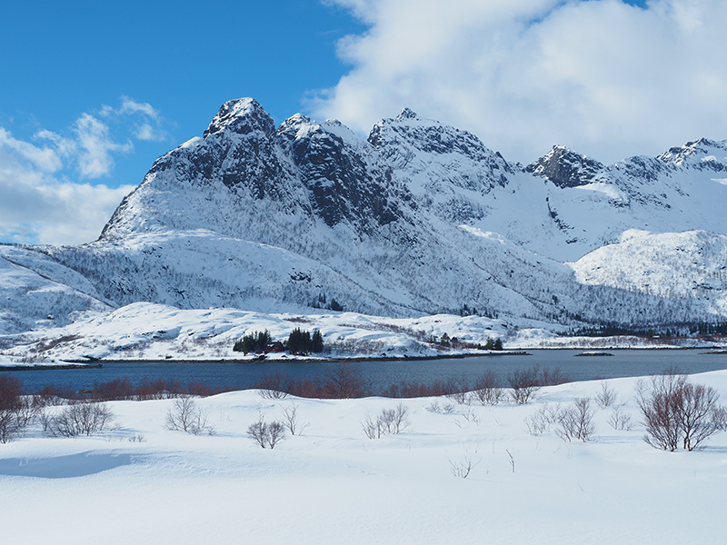Lofoten Roadtrip - Landschaft
