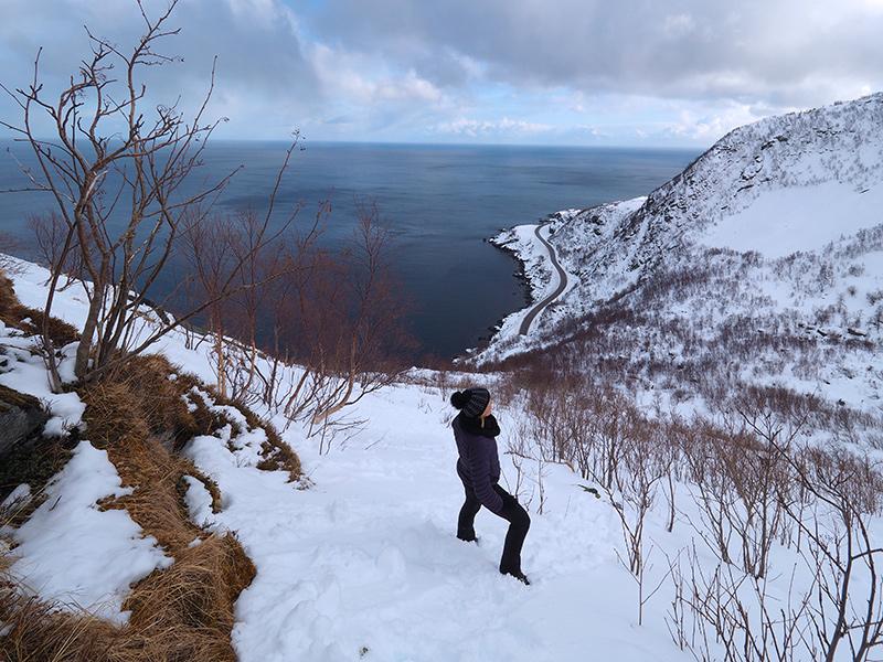 Lofoten - Reinebringe Wandern